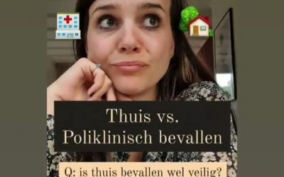 Thuis bevallen of poliklinisch. Waar kies jij voor? @houseofmothers.nl thanks vo…